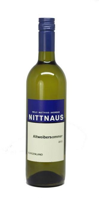 Nittnaus - Chardonnay Altweibersommer 2017
