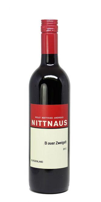 Nittnaus - Blauer Zweigelt 2013