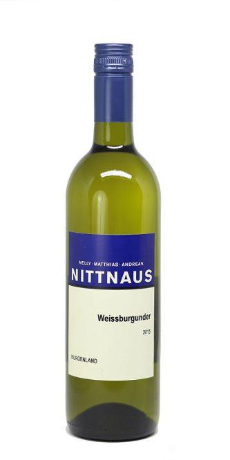 Nittnaus - Weißburgunder 2015