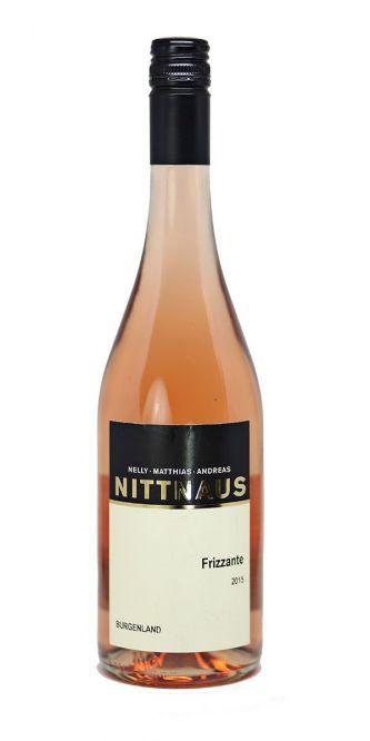 Nittnaus - Zweigelt Frizzante Rosé 2015