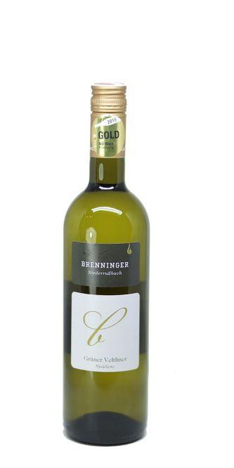 Brenninger - Grüner Veltliner Spätlese 2015