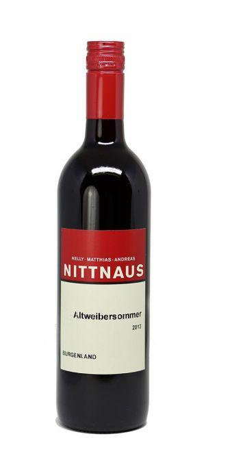 Nittnaus - Zweigelt Altweibersommer 2018