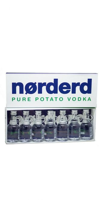 Norderd Vodka - Vodka Sortiment