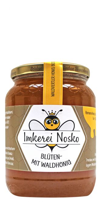 Honigwein aus Waldhonig