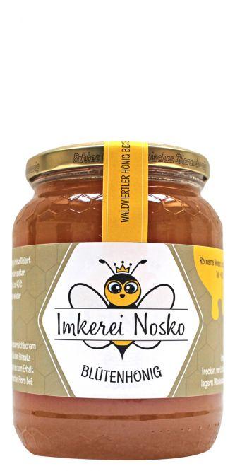 Waldhonig - Imkerei Nosko