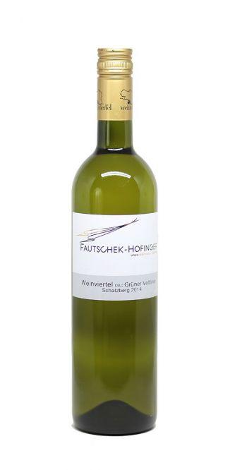 Fautschek Hofinger - Grüner Veltliner Weinviertel DAC 2014